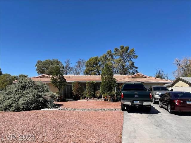 3423 El Camino Road, Las Vegas, NV 89146 (MLS #2333199) :: The TR Team