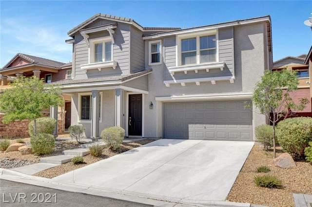 10424 Bay Ginger Lane, Las Vegas, NV 89135 (MLS #2333200) :: The Perna Group