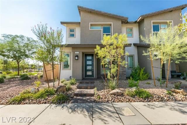 981 E Sunset Road, Henderson, NV 89011 (MLS #2333217) :: Signature Real Estate Group