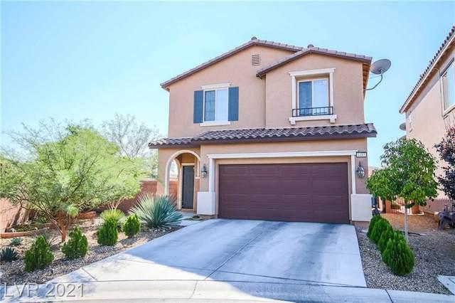 6485 Kellyville Drive, Las Vegas, NV 89122 (MLS #2333219) :: The Chris Binney Group | eXp Realty