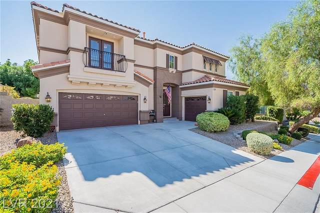 2845 Bellini Drive, Henderson, NV 89052 (MLS #2333221) :: Custom Fit Real Estate Group