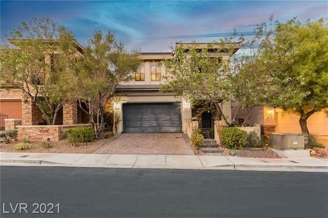 10574 Harvest Wind Drive, Las Vegas, NV 89135 (MLS #2333233) :: Hebert Group | eXp Realty