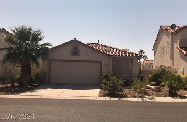 7721 Sierra Paseo Lane, Las Vegas, NV 89128 (MLS #2333238) :: The TR Team