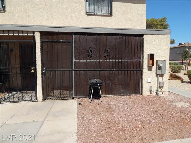 3517 Rio Robles Drive A, North Las Vegas, NV 89030 (MLS #2333245) :: Lindstrom Radcliffe Group