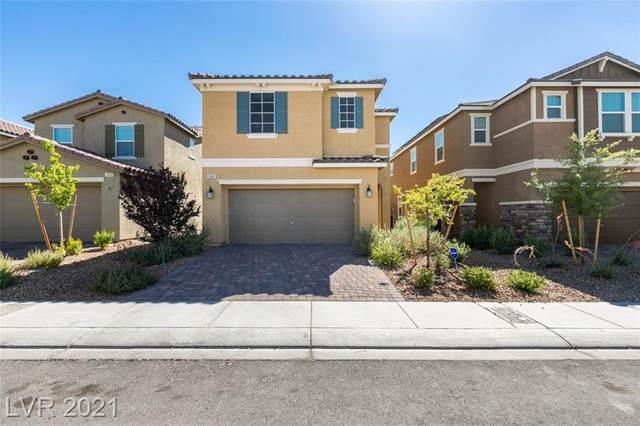 2807 Donatello Manor Place, Henderson, NV 89044 (MLS #2333253) :: Jeffrey Sabel