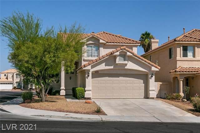 9448 Hershey Lane, Las Vegas, NV 89134 (MLS #2333272) :: Hebert Group | eXp Realty