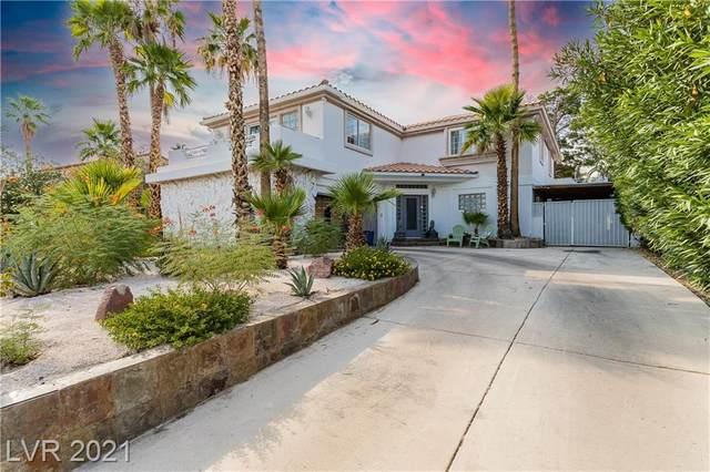 2912 La Mesa Drive, Henderson, NV 89014 (MLS #2333275) :: Hebert Group | eXp Realty