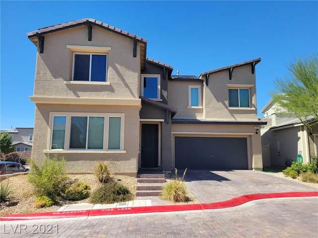 204 Heathrow Lake Avenue, North Las Vegas, NV 89084 (MLS #2333281) :: Keller Williams Realty