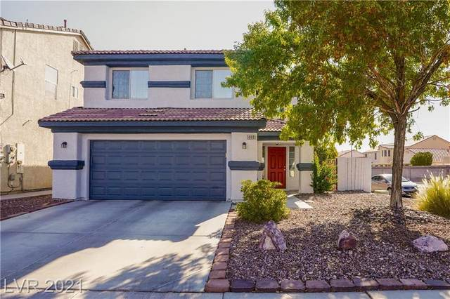 5800 Wood Petal Street, Las Vegas, NV 89130 (MLS #2333288) :: Galindo Group Real Estate