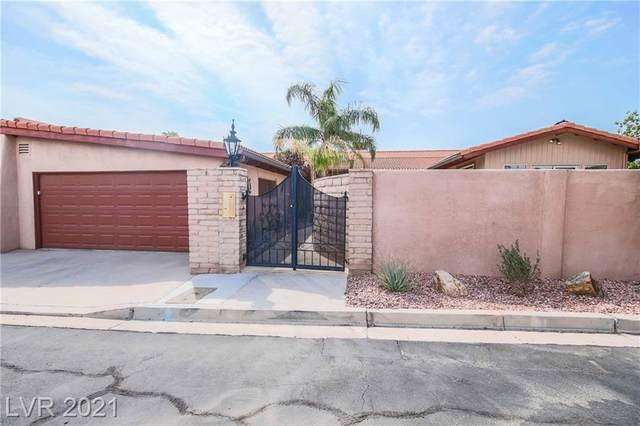3455 Villa Hermosa Drive, Las Vegas, NV 89121 (MLS #2333289) :: Vestuto Realty Group