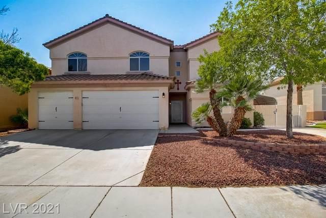 8213 Shad Bush Avenue, Las Vegas, NV 89149 (MLS #2333292) :: Hebert Group | eXp Realty