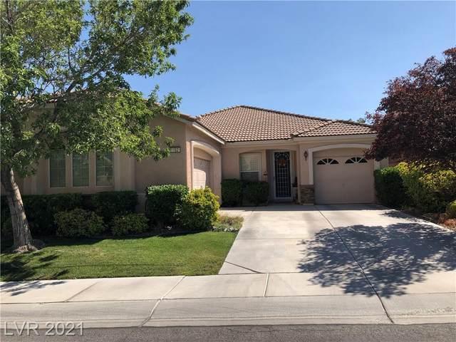 11521 Cameo Avenue, Las Vegas, NV 89138 (MLS #2333301) :: Jack Greenberg Group