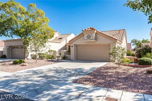 2456 Desert Butte Drive, Las Vegas, NV 89134 (MLS #2333311) :: The Melvin Team
