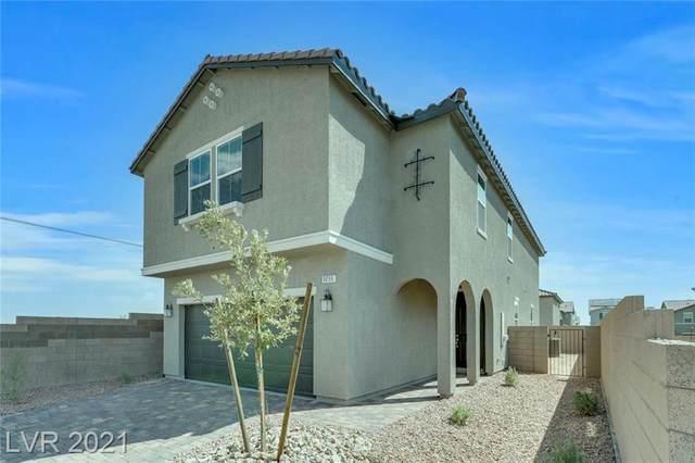 9256 Jade Lagoon Street, Las Vegas, NV 89178 (MLS #2333316) :: Hebert Group | eXp Realty