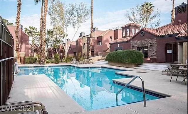 4050 Pacific Harbors Drive #130, Las Vegas, NV 89121 (MLS #2333329) :: Hebert Group | eXp Realty