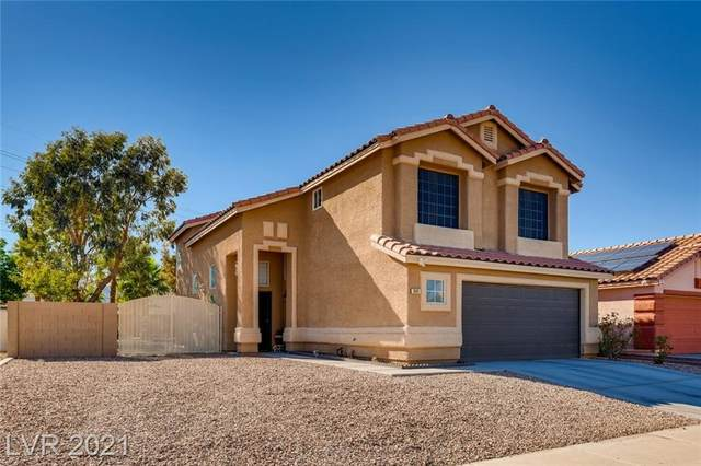 3629 Alliance Street, Las Vegas, NV 89129 (MLS #2333333) :: Hebert Group   eXp Realty