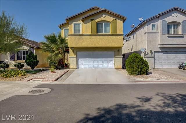 4312 Richtown Street, Las Vegas, NV 89115 (MLS #2333344) :: Lindstrom Radcliffe Group