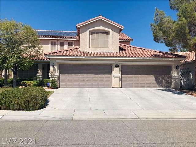 1340 Borderwood Lane, North Las Vegas, NV 89031 (MLS #2333347) :: Hebert Group   eXp Realty