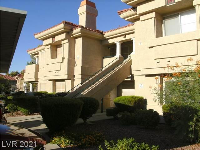 352 Sunward Drive #352, Henderson, NV 89014 (MLS #2333348) :: Lindstrom Radcliffe Group