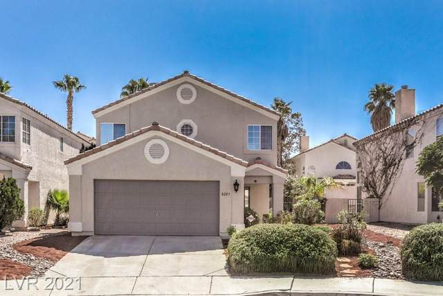 8205 Confetti Circle, Las Vegas, NV 89145 (MLS #2333350) :: Vestuto Realty Group
