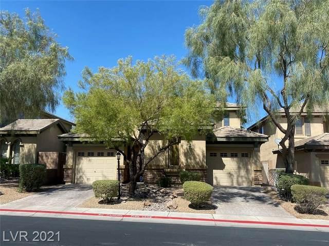 9040 Wind Warrior Avenue, Las Vegas, NV 89143 (MLS #2333351) :: The Melvin Team