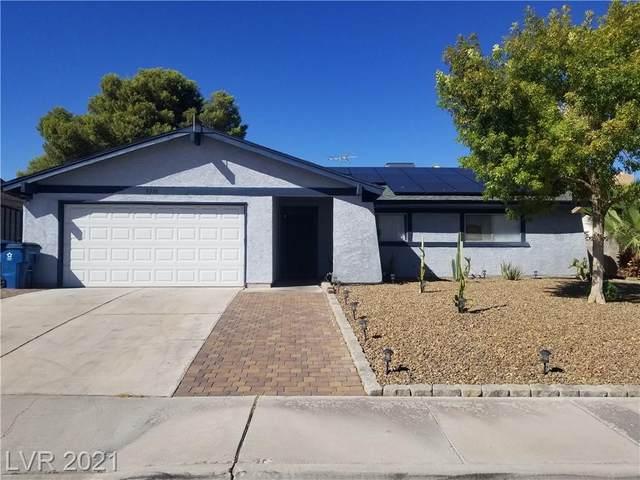 6216 Long Valley Drive, Las Vegas, NV 89108 (MLS #2333355) :: Hebert Group | eXp Realty