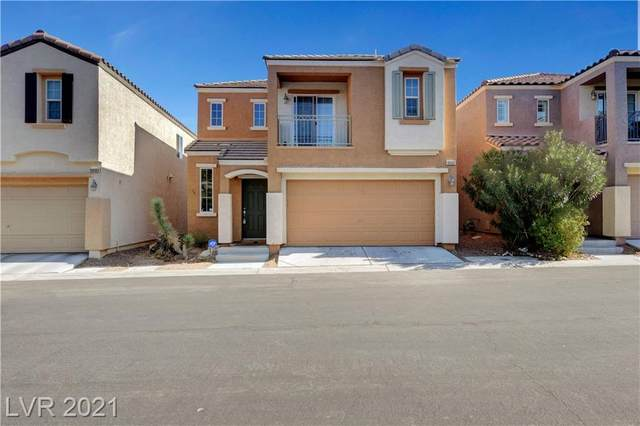 10607 Gibbous Moon Drive, Las Vegas, NV 89129 (MLS #2333377) :: Signature Real Estate Group