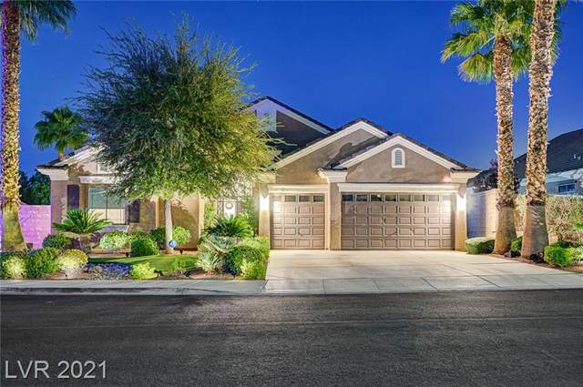 2056 Sinfonia Avenue, Henderson, NV 89052 (MLS #2333386) :: Signature Real Estate Group
