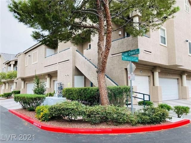 2053 Jade Creek Street #201, Las Vegas, NV 89117 (MLS #2333392) :: Hebert Group | eXp Realty
