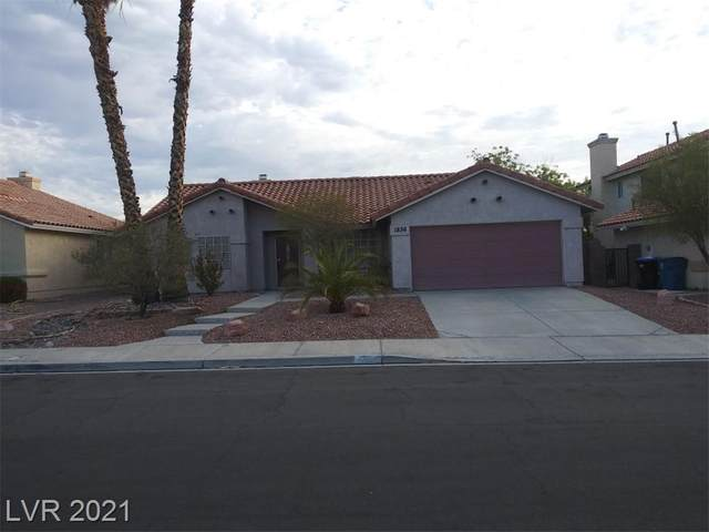 1836 Escondido Terrace, Henderson, NV 89074 (MLS #2333405) :: Hebert Group | eXp Realty