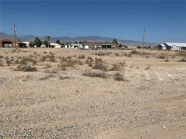 2491 N Blagg Road, Pahrump, NV 89060 (MLS #2333413) :: Signature Real Estate Group