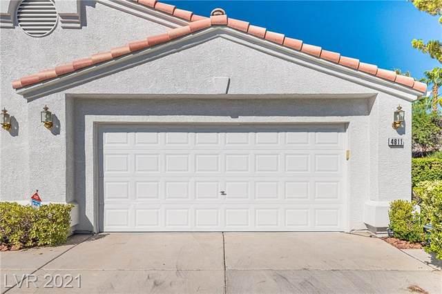 4811 Cliff Crest Street, Las Vegas, NV 89147 (MLS #2333429) :: Hebert Group   eXp Realty