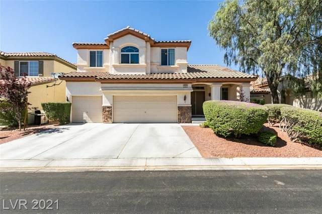 3324 Alcudia Bay Avenue, Las Vegas, NV 89141 (MLS #2333435) :: The Melvin Team