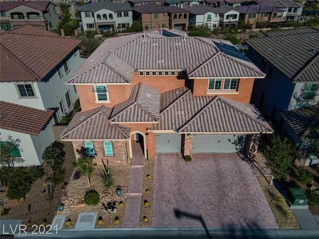 478 Rosina Vista Street, Las Vegas, NV 89138 (MLS #2333451) :: Hebert Group | eXp Realty