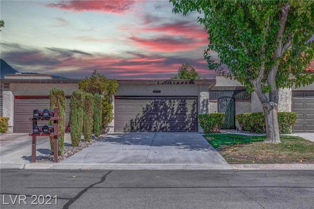 3054 S Mirado Court, Las Vegas, NV 89121 (MLS #2333452) :: Hebert Group | eXp Realty