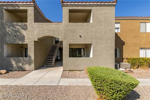 3151 Soaring Gulls Drive #1010, Las Vegas, NV 89128 (MLS #2333455) :: Keller Williams Realty