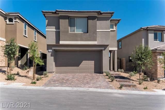 12408 Oregon Cherry Avenue, Las Vegas, NV 89138 (MLS #2333462) :: Galindo Group Real Estate