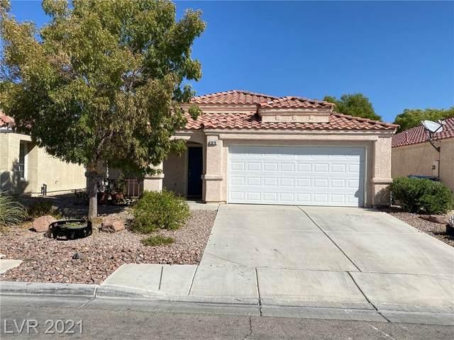 1078 Havenworth Avenue, Las Vegas, NV 89123 (MLS #2333467) :: Vestuto Realty Group