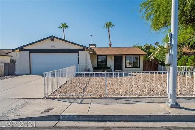 4717 Greencreek Drive, Las Vegas, NV 89110 (MLS #2333471) :: Lindstrom Radcliffe Group