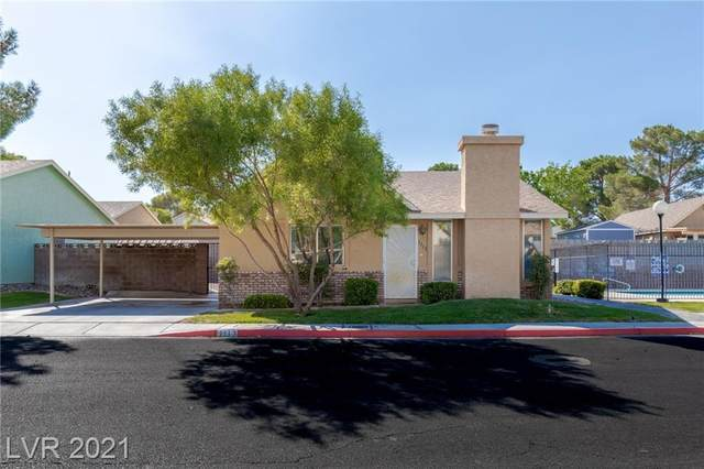 1113 Shirleyann Lane, Las Vegas, NV 89128 (MLS #2333472) :: Vestuto Realty Group