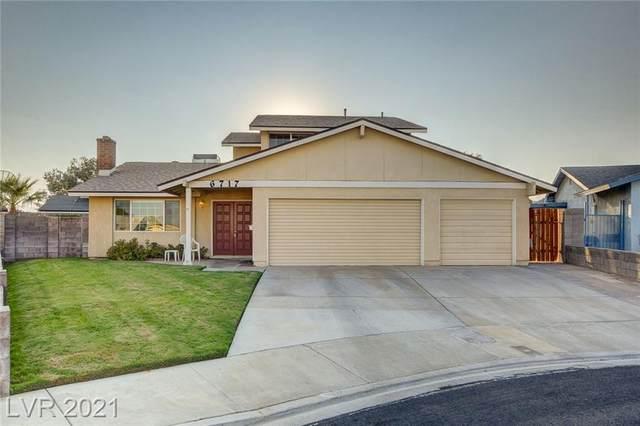 6717 Redwood Circle, Las Vegas, NV 89103 (MLS #2333473) :: Hebert Group   eXp Realty