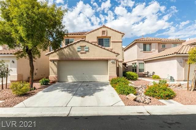 7625 Concord Heights Street, Las Vegas, NV 89149 (MLS #2333491) :: Team Michele Dugan