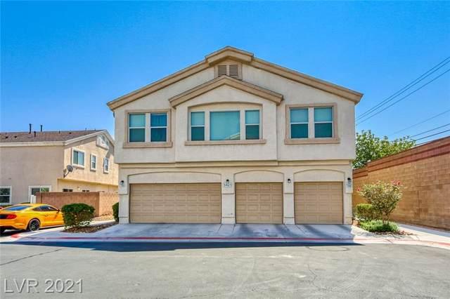 5421 Stacked Chips Road #101, Las Vegas, NV 89122 (MLS #2333498) :: Hebert Group   eXp Realty