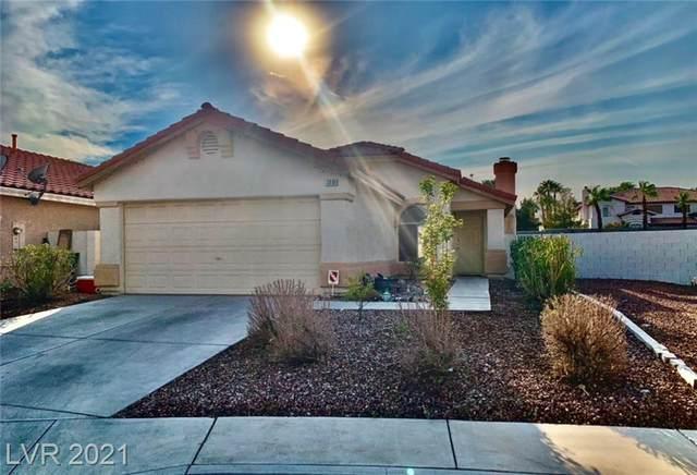 3809 Lilac Haze Street, Las Vegas, NV 89147 (MLS #2333500) :: The TR Team