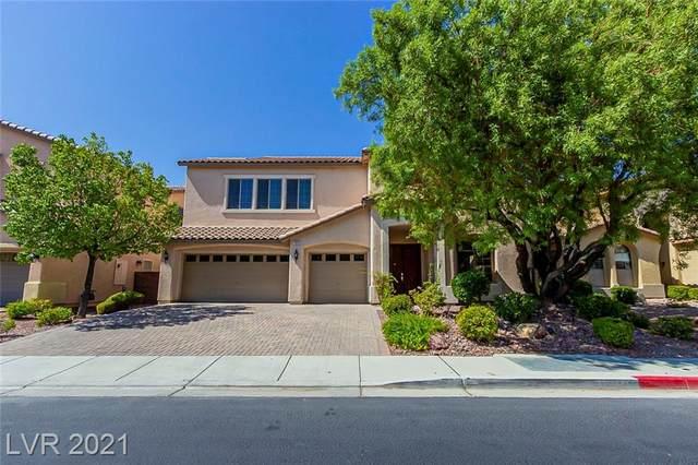 7033 Puetollano Drive, North Las Vegas, NV 89084 (MLS #2333506) :: Hebert Group   eXp Realty