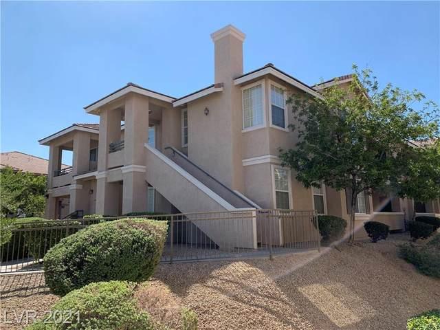 9901 Trailwood Drive #2119, Las Vegas, NV 89134 (MLS #2333511) :: Hebert Group | eXp Realty