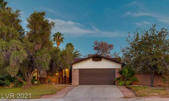 3439 Wingrove Avenue, Las Vegas, NV 89121 (MLS #2333512) :: Keller Williams Realty