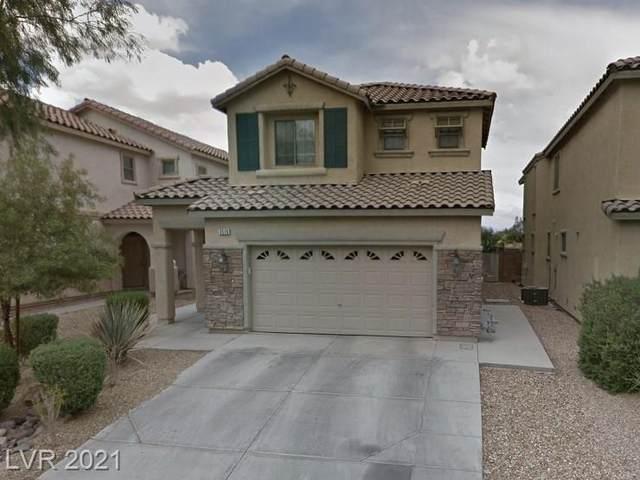 3518 Bella Valencia Court, Las Vegas, NV 89141 (MLS #2333522) :: Hebert Group | eXp Realty