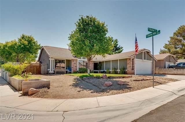 6105 Rymer Court, Las Vegas, NV 89130 (MLS #2333524) :: Lindstrom Radcliffe Group
