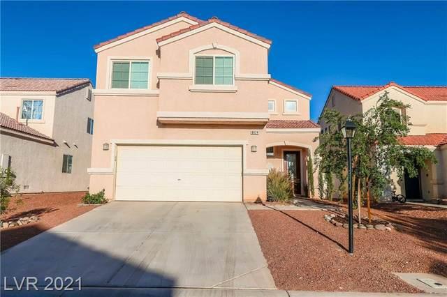 6624 Petrified Forest Street, North Las Vegas, NV 89084 (MLS #2333529) :: The Melvin Team